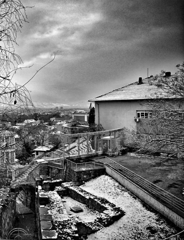 10 reasons why people of Plovdiv don't like the snow