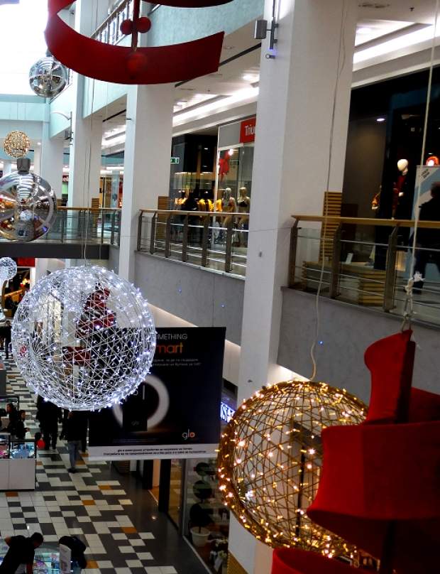 5 things from Mall Plovdiv to take home in January