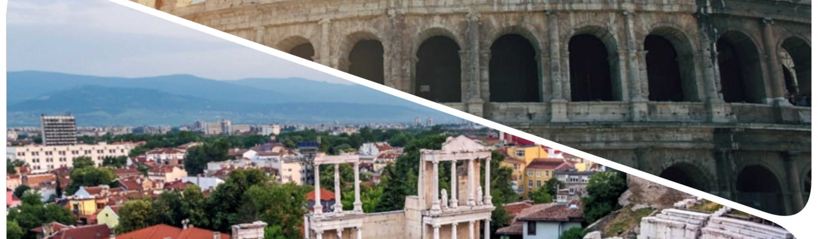 5 similarities between Plovdiv and Rome