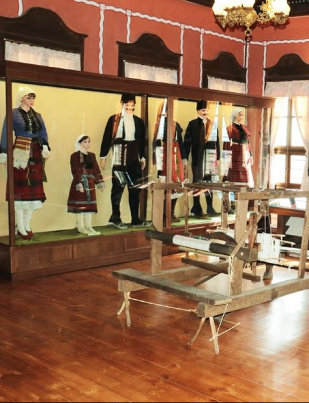 The Ethnographic Museum in Plovdiv has many more secrets