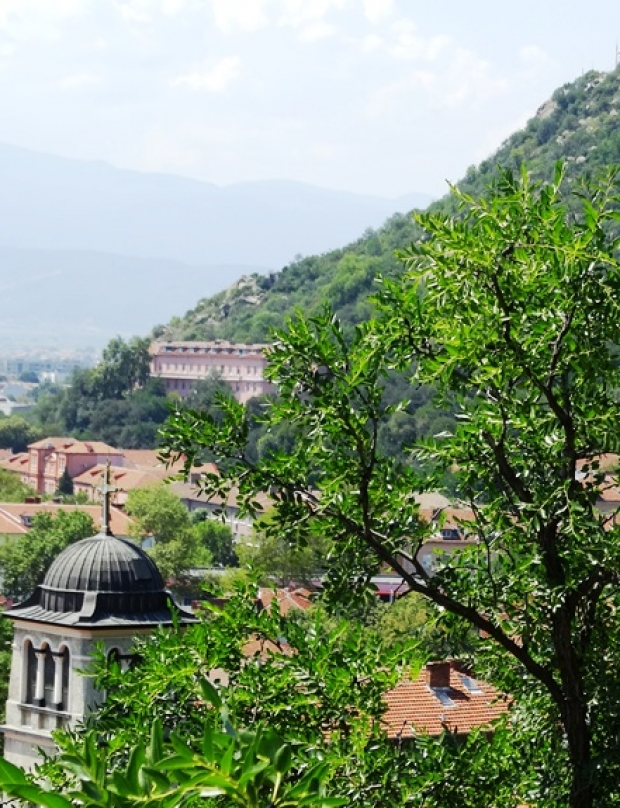Did you know that Plovdiv was to have Bulgarian Versailles?