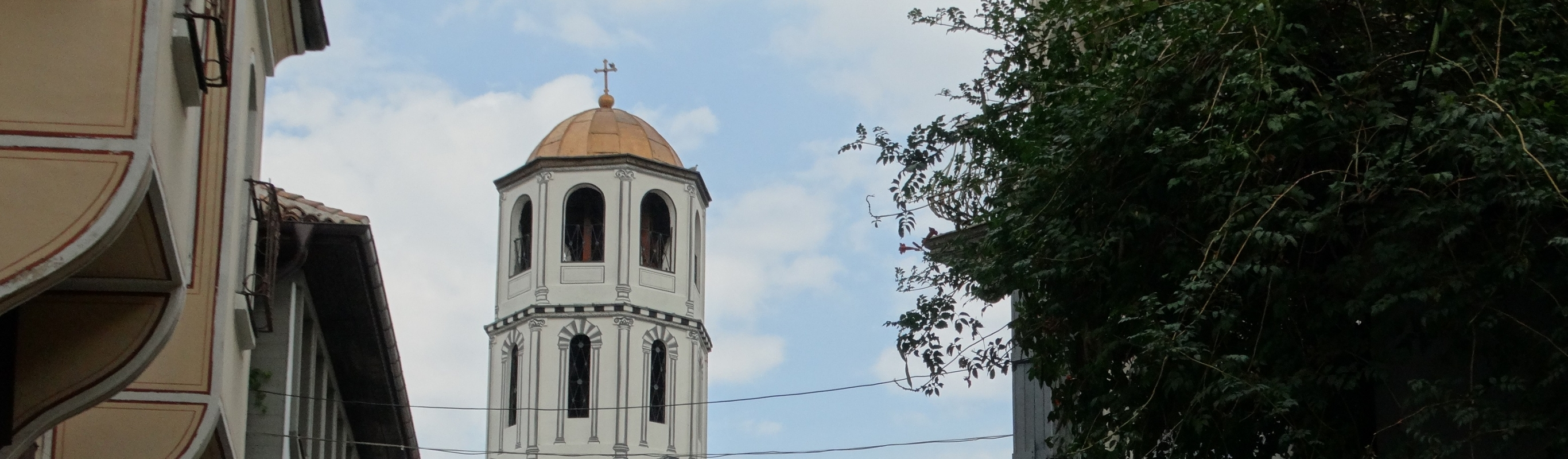 "The secrets of ""St. St. Konstantin and Elena"" church"