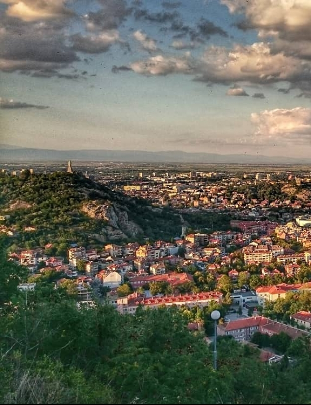 7 reasons to see Plovdiv as a local