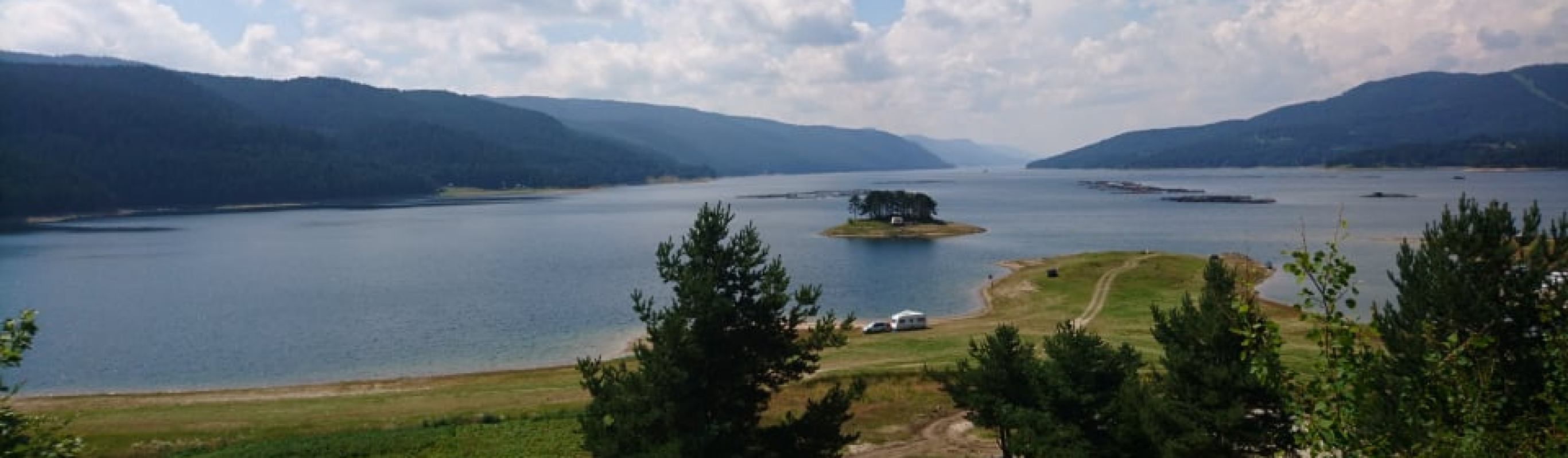 Weekend getaway to the highest dam in Bulgaria