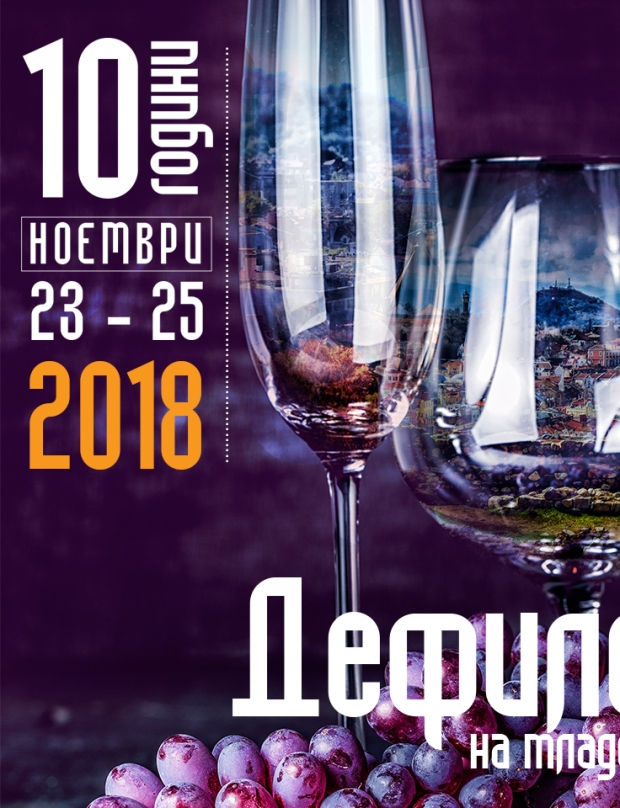 Young Wine Festival - a weekend full of wine and joy