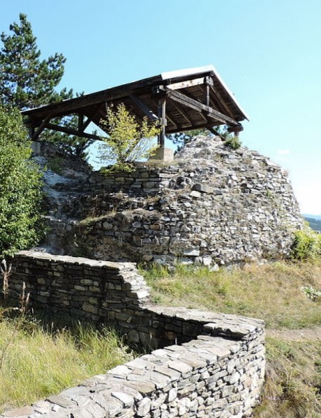 Tsepina Fortress - the inaccessible citadel of the  Rhodopes